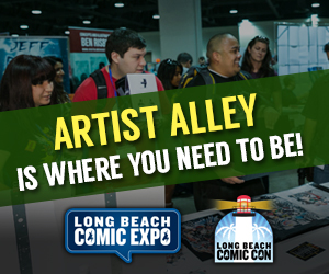 LBCE Artist Alley