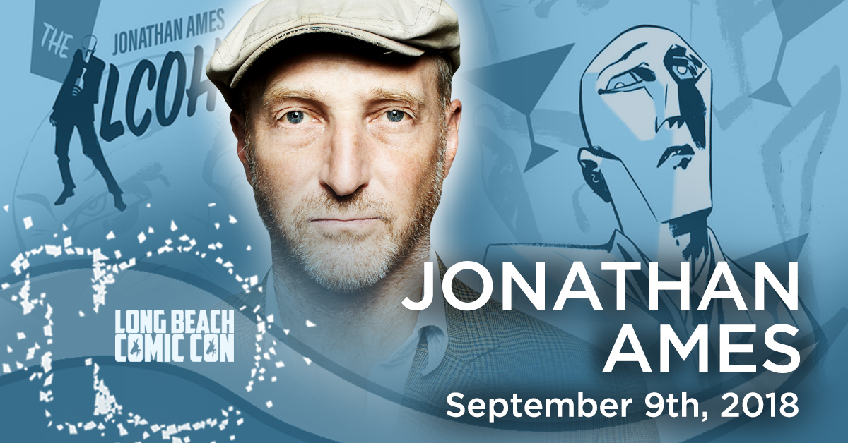 Guest Announcement Jonathan Ames Is Coming To Long Beach